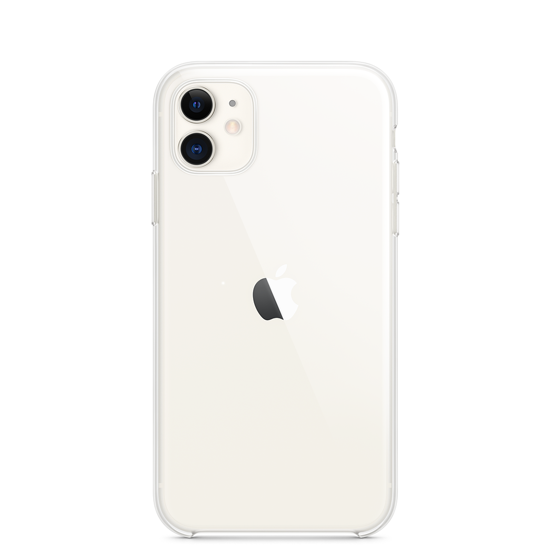 Picture of iPhone 11 Clear Case