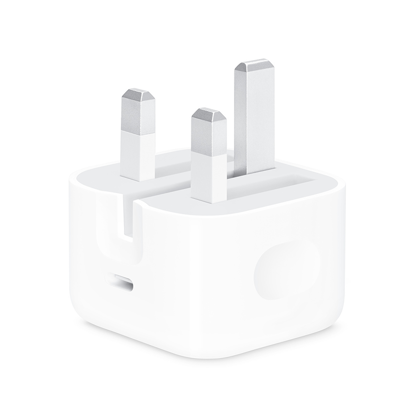 Picture of 20W USB-C Power Adapter